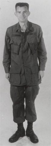 Sgt Henry Jackson